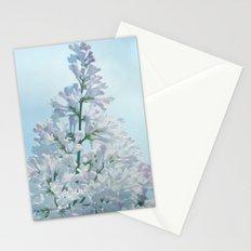 SOFT BLUE LILAC Stationery Cards