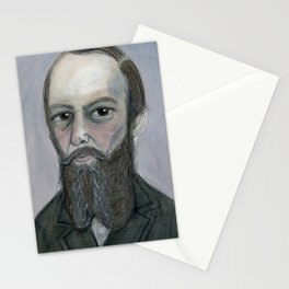 Notes from Dostoyevsky Stationery Cards