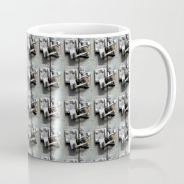Lock Up  Coffee Mug