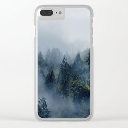 End in fire Clear iPhone Case