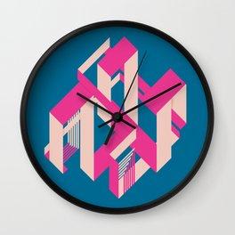 PPB Isorinth Wall Clock