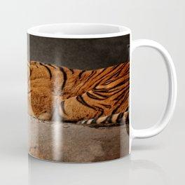 Resting Sumatran Tiger Coffee Mug
