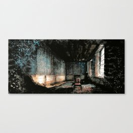 Daylight Dims Vol 2 Cover Canvas Print