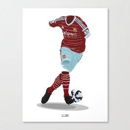 West Ham United 2014-15  Canvas Print
