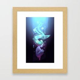 Deep Sleep Framed Art Print