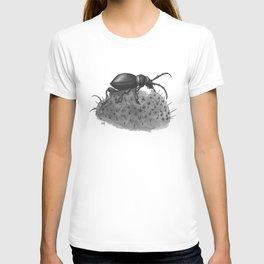 Inktobober 2016: Cactus Longhorn Beetle T-shirt