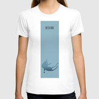 finn T-shirts featuring Finn by Rizwanb