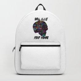 Still Alive, Dead Inside Backpack