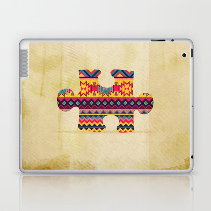You Complete Me Laptop & iPad Skin