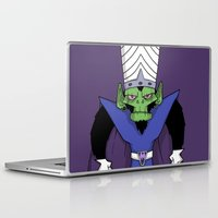 jojo Laptop & iPad Skins featuring MoJo JoJo  by Twisted Dredz