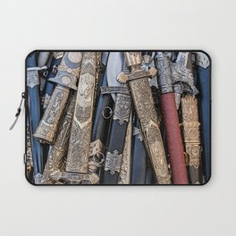 Cold steel arms Laptop Sleeve