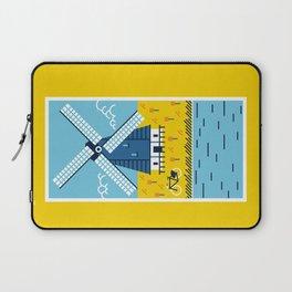 Holland Windmill Laptop Sleeve