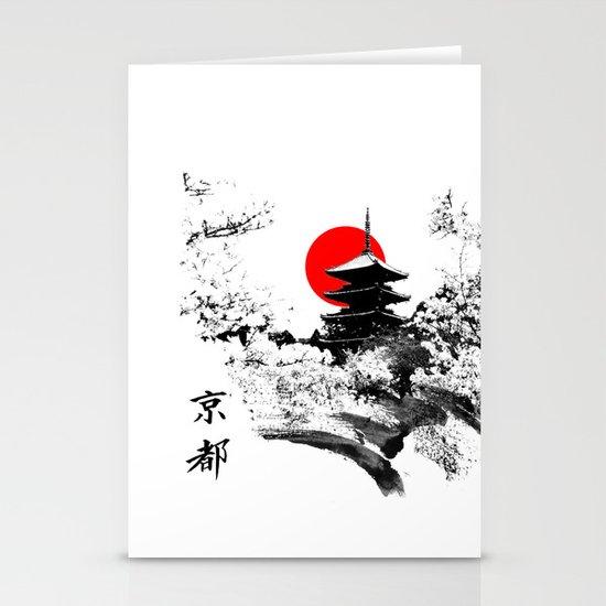 Kyoto - Japan Stationery Cards