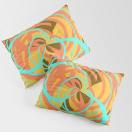 Intersections Pillow Sham