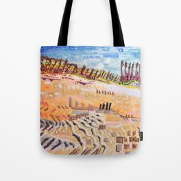 Beach Bums Welcome Tote Bag