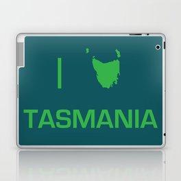 I heart Tasmania Laptop & iPad Skin