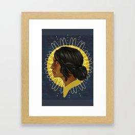 The Ambassabor Framed Art Print