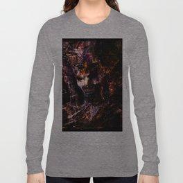 Mask of Power Long Sleeve T-shirt