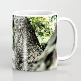 Tree Selfie Coffee Mug