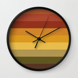 Melancholic Mood Wall Clock