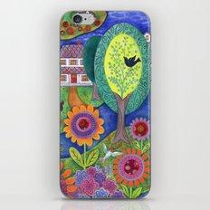 Summer Calling iPhone Skin