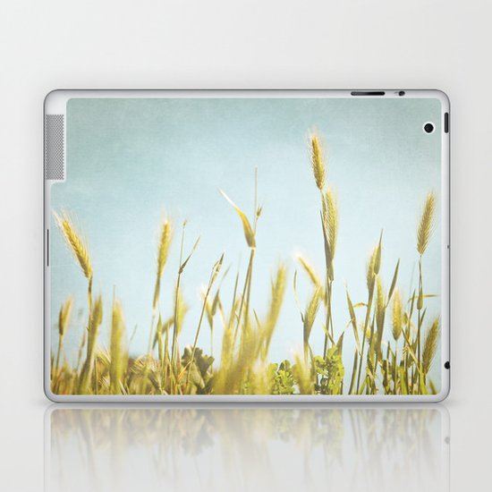 Hazy Lazy Skies Laptop & iPad Skin