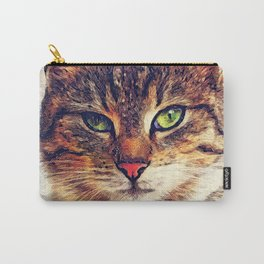 Cat Saba Carry-All Pouch