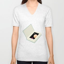 Oh The Places You'll Go Unisex V-Neck