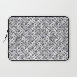 Silver Stud Metal Laptop Sleeve