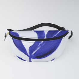 Coral navy pink Fanny Pack