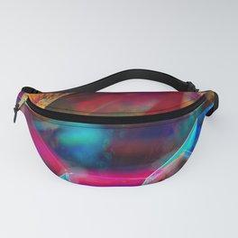 Rainbow Bubbles Fanny Pack