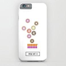 donut ad iPhone 6 Slim Case
