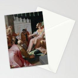 Abraham Bloemaert - Joseph and his Brothers (1595) Stationery Cards