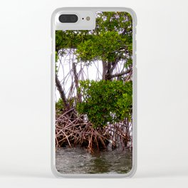 Mangrove Clear iPhone Case