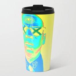 yellow gold Travel Mug