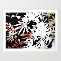 tangle Art Print