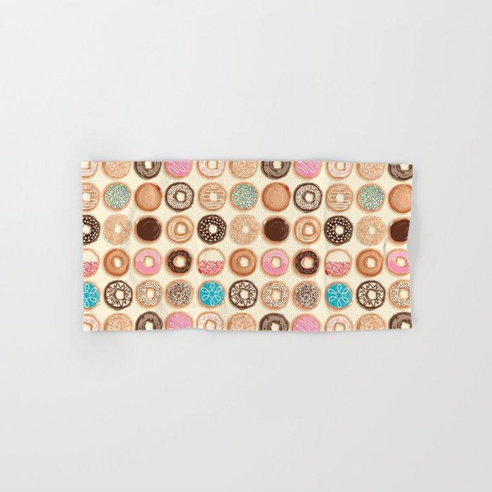 Doughnuts Hand & Bath Towel