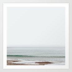 Bright Empty Spaces ― IV Art Print