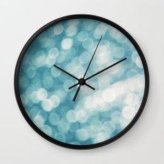 Snow Princess Wall Clock