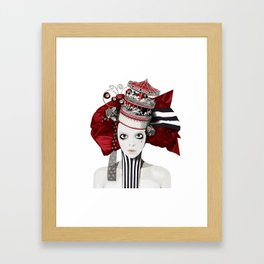 pop 01 Framed Art Print