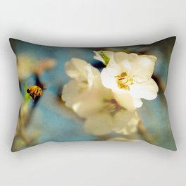 Busy Rectangular Pillow