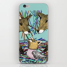 Cunning Disguise iPhone & iPod Skin