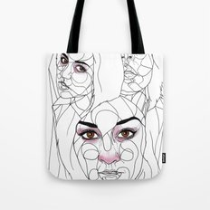 The Guns of Love Disastrous Tote Bag