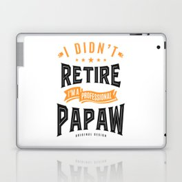 Professional Papaw Laptop & iPad Skin