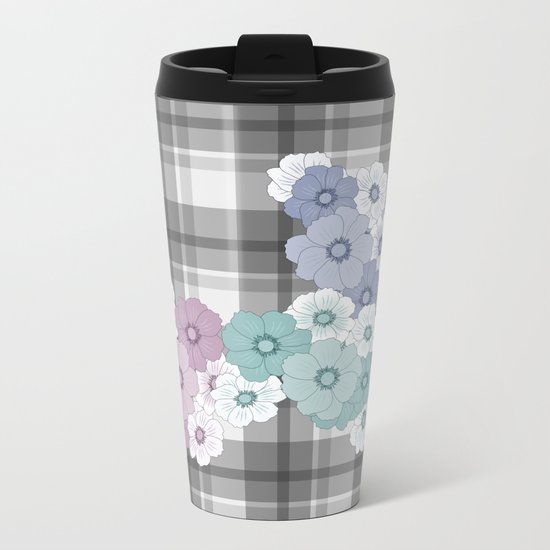 THIS IS NOT A DOG Metal Travel Mug