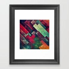 pyst-wyntyr wyntyr Framed Art Print