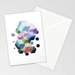 Fly Cube N2.9 Stationery Cards