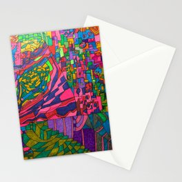 Many Exciting Shapes and Colors All in One Stationery Cards