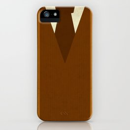 The Tenth Doctor iPhone Case