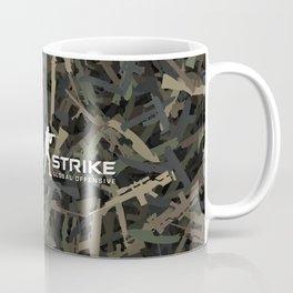 Counter strike weapon camouflage Coffee Mug